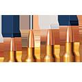 Ammunition til Jagtriffel og Haglgevær