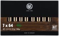 RWS 7x64 Hit 9,1