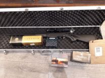 Browning Bar halv auto riffel. .300 Win Mag.