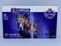 Lapua 6.5x55 SE Mega 10.1 g / 155 gr