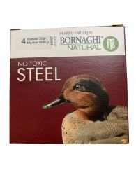 Top Steel 32G 4 Bornaghi