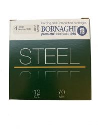 Top Steel 28G 4 Bornaghi