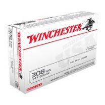 Winchester 308 win FMJ 9.6gr