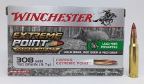 Winchester Extreme Point Blyfri .308 9,7 g 150 gr
